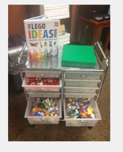 Lego Library Maker Space