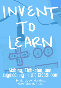 Invent to Learn Makerspace book