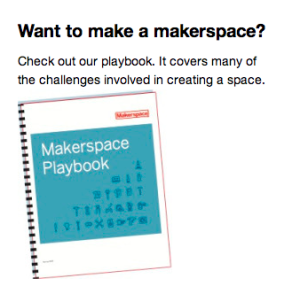 Download Makerspace Playbook