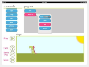 iPad Apps Teach Code