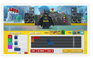Lego Music Maker