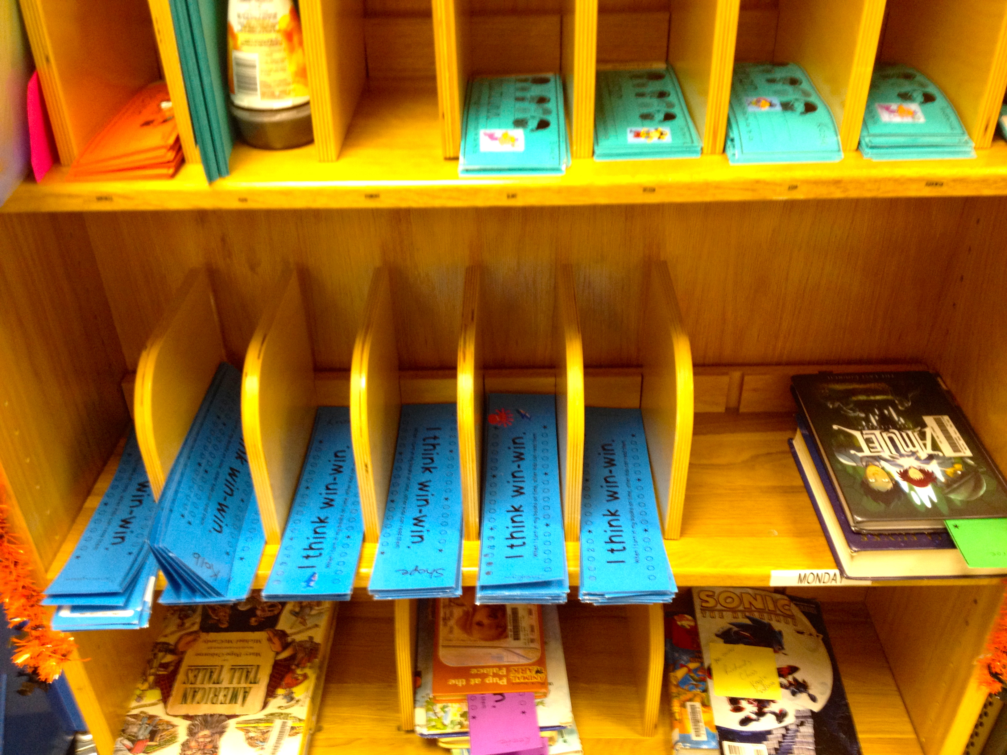 Library Card Shelf Markers, Part 2 - Library Learners