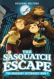 sasquatch chapter book