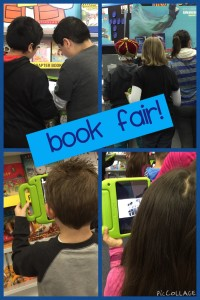 book fair QR codes