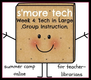 Technology in Large Group Library Instruction