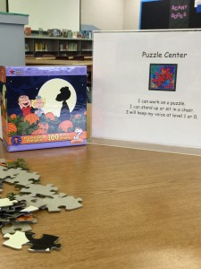 Great Pumpkin Puzzle Center