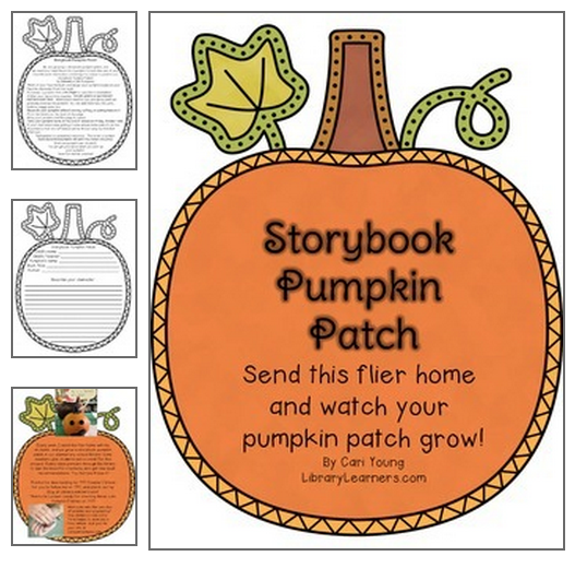Storybook Pumpkin Patch Time!