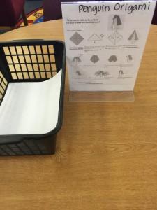 Penguin Origami Learning Center