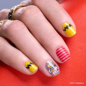 Peanuts Collection by Jamberry