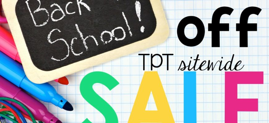 How to Get Ready for a TPT Sale!