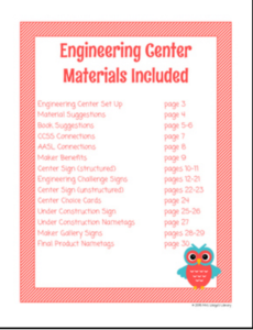 Engineering Library Makerspace Center