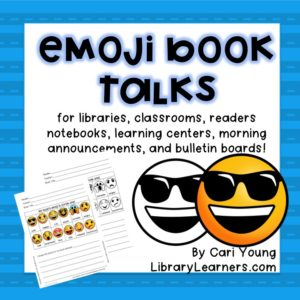 Emoji Book Talks