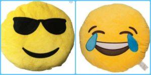 emoji pillows library