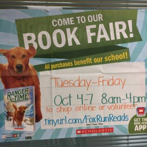 Penny Drive For Your Scholastic Book Fair