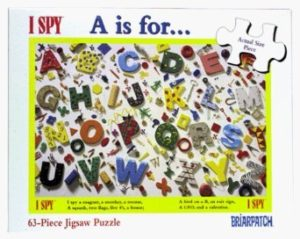 I Spy Puzzle