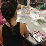 Emoji Pop Art Library Center