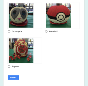 Submit Google Form