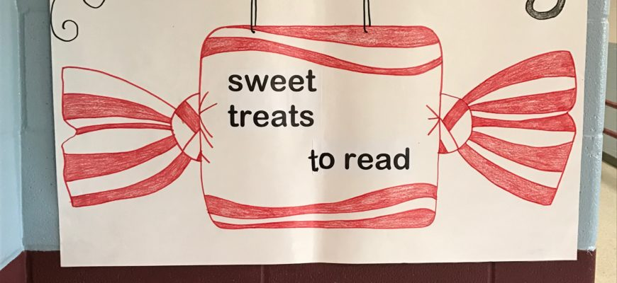 December Library Decorations