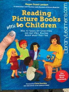 Reading Picture Books With Children Book Club