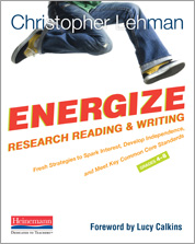 Energize Research Reading & Writing