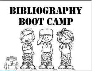 Bibliography Boot Camp