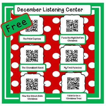 December QR Code Listening Center