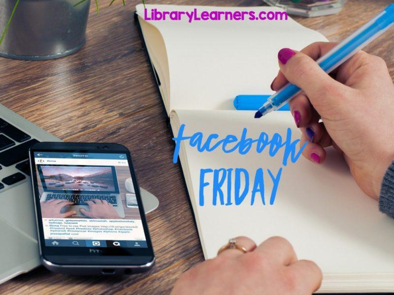 Facebook Friday 1/26/18