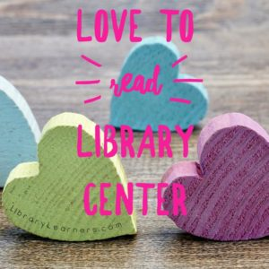 Love to Read Library Center and Bulletin Board