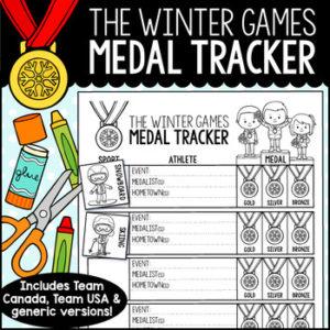 Medal Tracker
